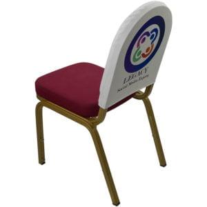 Printed Chair Hood