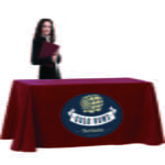 Economy Printed Tablecloth