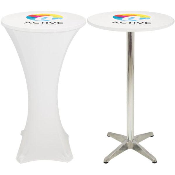 Printed Poseur Table Caps