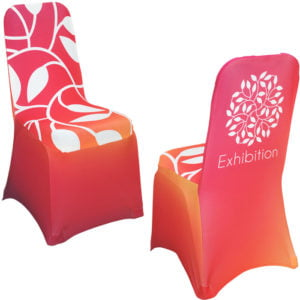 Printed Chair Covers