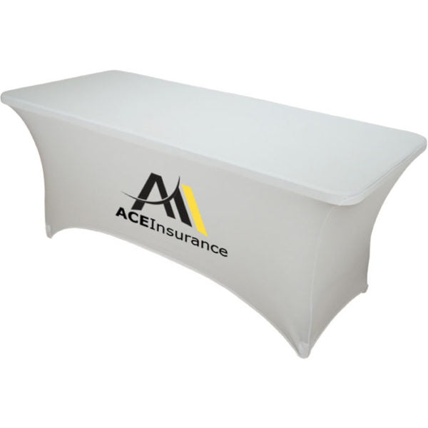 Printed Stretchy Table Covers