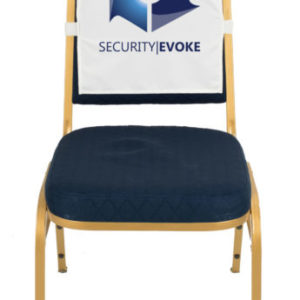 Printed Chair Headrest Style Covers