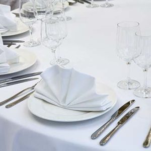 Banqueting Table Linen