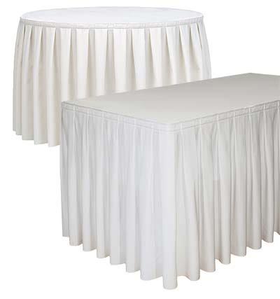Standard Table Skirting