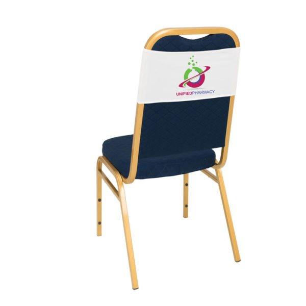 printed chair band